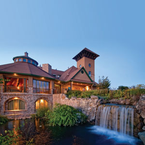 Crystal Springs Golf and Spa Resort