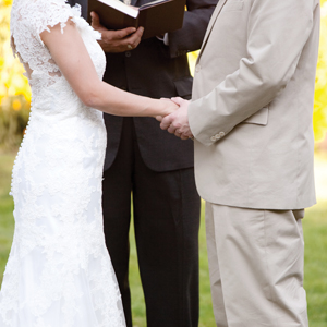 Robert H. Johnson Officiant